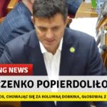 «Слугу народа» Тищенко popierdoliło… Тер нос, прятался за колонной Добкина, голосовал с выключенным экраном.