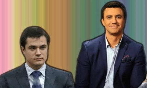 Тищенко та Комарницький